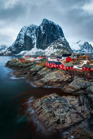 Reine Norway taken in 2016