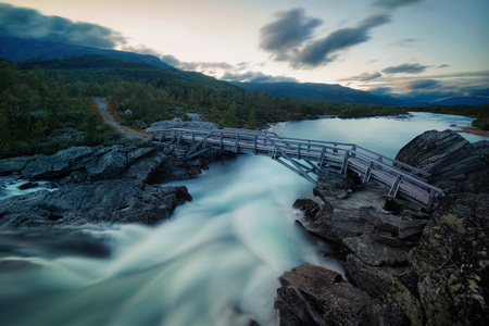 Jotunheimen Norway taken in 2017 Stock Photo