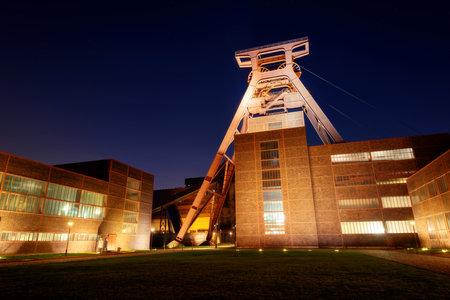 Essen Zeche Zollverein taken in 2016 Editorial