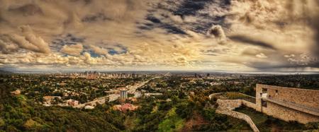 Getty Los Angeles taken in 2015