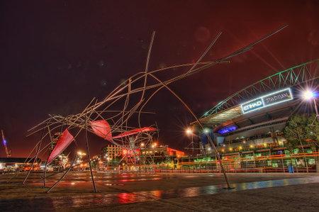 Melbourne Docklands taken in 2015