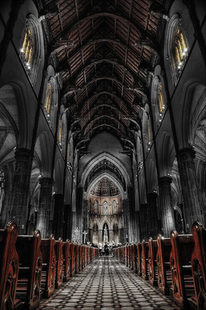 Sydney Cathedral taken in 2015