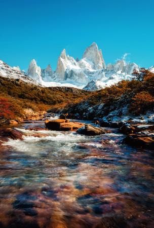 2015年撮影アルゼンチン・フィッツ・ロイ