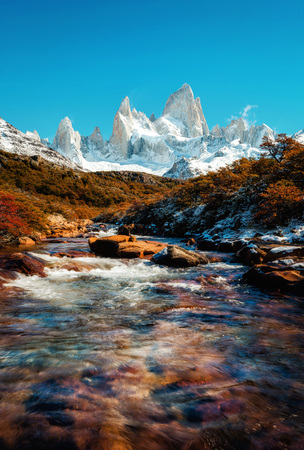 Argentina Fitz Roy taken in 2015