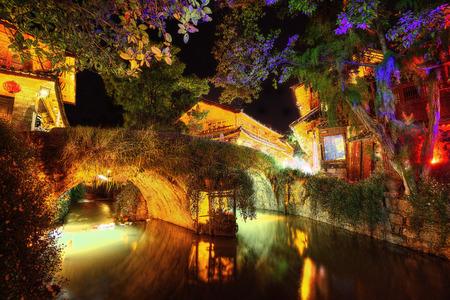 Lijiang at Night taken in 2015
