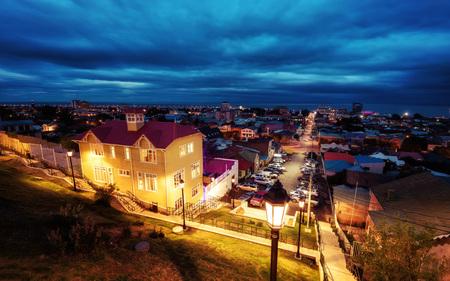 Punta Arenas View taken in 2015