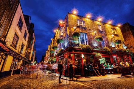 Dublin, Ireland - July 20th 2015 taken in 2015