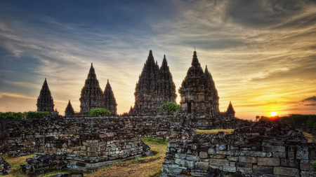Prambanan Temple taken in 2015