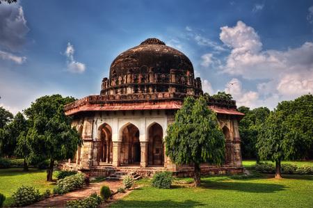 Purana Qila Delhi taken in 2015