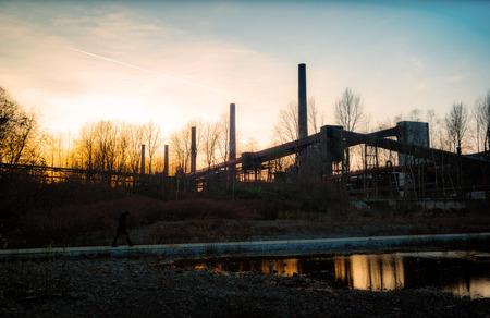 Essen Zeche Zollverein taken in 2016 Stock Photo