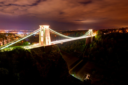 Clifton Suspension Bridge United Kingdom taken in 2015
