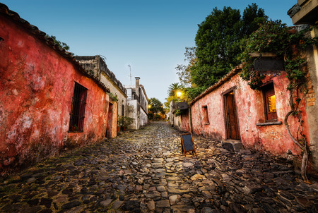 Colonia del Sacramento Uruguay taken in 2015 Editorial