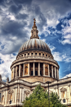 St Pauls Cathedral London United Kingdom taken in 2015