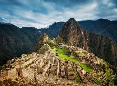 Machu Picchu Peru taken in 2015