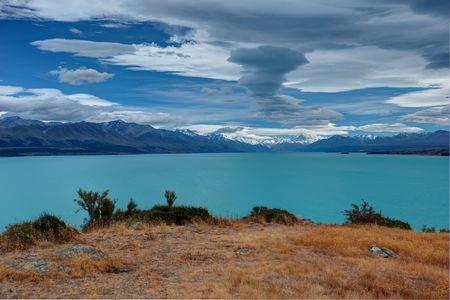 Mt John Observatory Lake Tekapo New Zealand taken in 2015