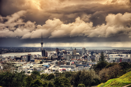 Mount Eden Auckland taken in 2015