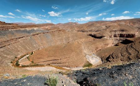 Gorges Dades Atlas Mountains Morocco taken in 2015
