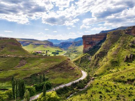 Golden Gate Highlands National Park, South Africa taken in 2015