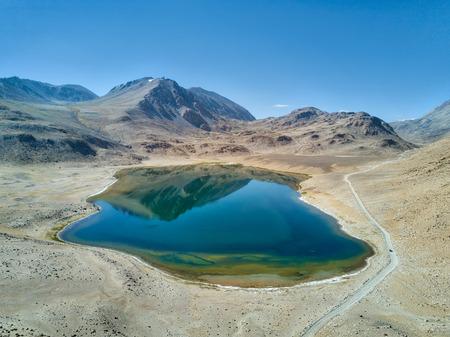 Ozero Lakes along the Pamir Highway, taken in Tajikistan