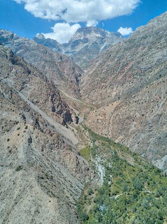 Iskanderkul in the Fann Mountains, taken in Tajikistan