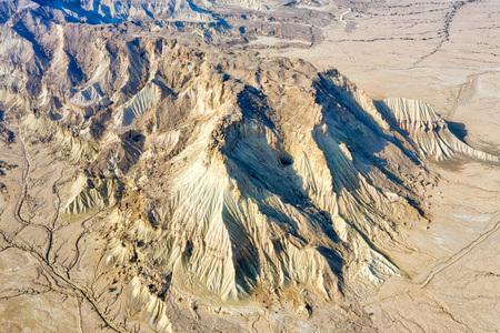 Qeshm Island in the Straight of Hormuz, Southern Iran