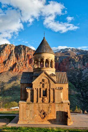 Noravank Monastery in Southern Armenia