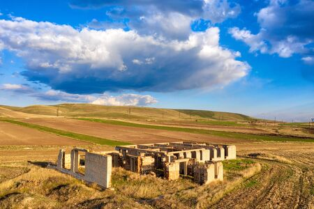 Abandoned Villages in Armenia Imagens - 128005487