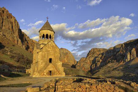 Noravank Monastery in Southern Armenia Imagens - 127996481