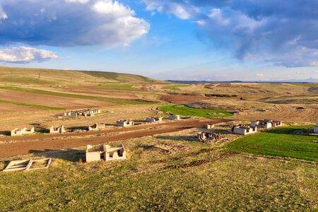 Abandoned Villages in Armenia