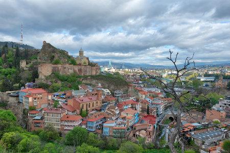 Tbilisi Downtown, Georgia