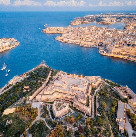 Riviera Beach in Malta, taken in November 2020, post processed using exposure bracketing