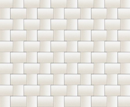 interweaving: pattern of soft and creamy tiles