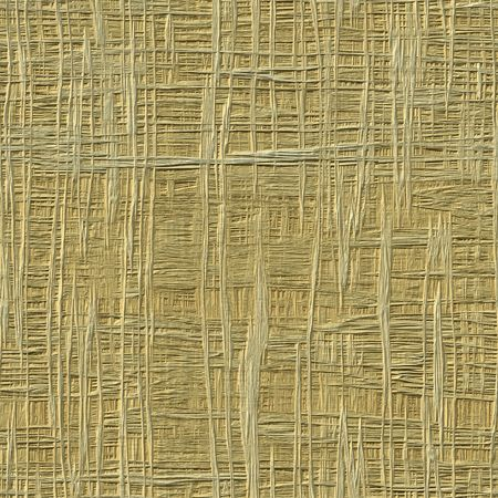 seamless texture of intertwined dried straw or cane Stock Photo - 4103595
