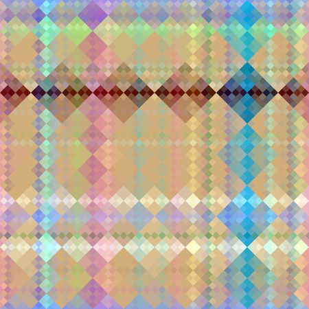 checked: colorful seamless texture of checks, partly in rows