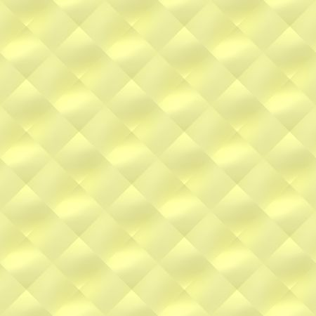 seamless texture of light yellow check shapes photo