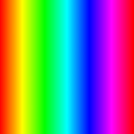 seamless texture of the visible optical light spectrum
