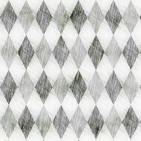 seamless texture of many grunge pencil sketched checks