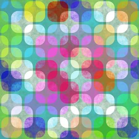 seamless texture of transparent grunge vibrant cube shapes Stock Photo - 4553100