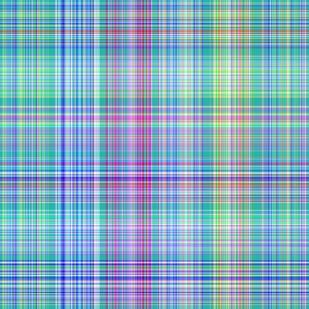 seamless texture of detailled woven tartan lines in blue Stock Photo