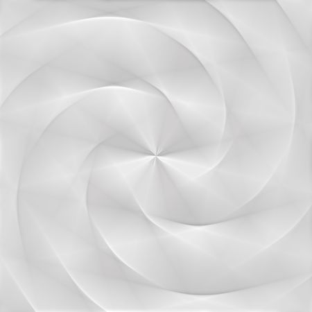 3d paper texture of fold blur rings in white