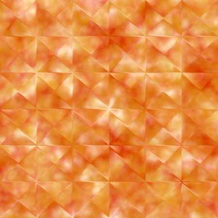 seamless texture of dirty orange squares in pattern Stock Photo - 4771313