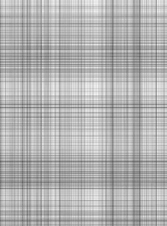 seamless texture of woven square black lines on white Stock Photo
