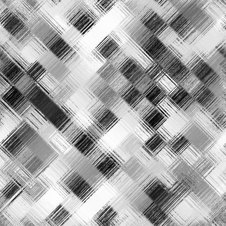 seamless texture of grunge scratched monochrome squares photo