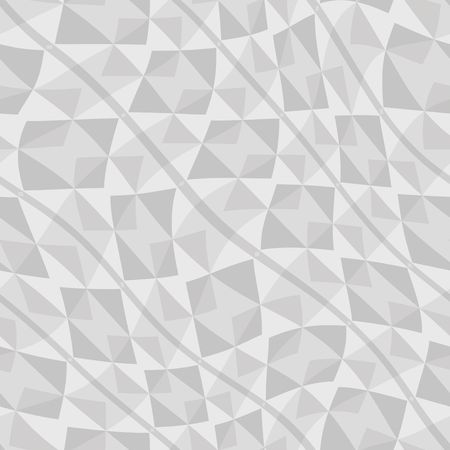 abstracted: seamless textures of abstracted lines and squares in grey tones