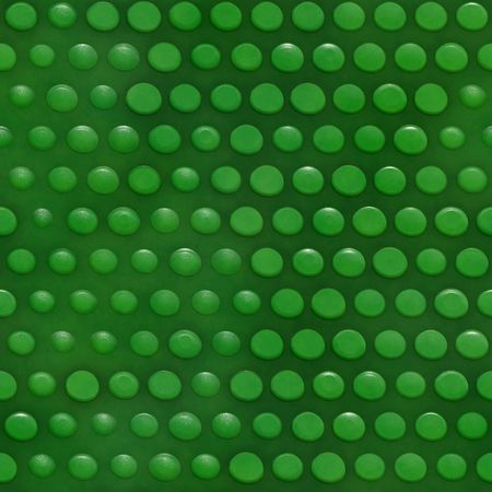 seamless texture of glossy green 3d dots