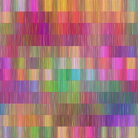 seamless abstract texture of colorful vertical lines in rows photo