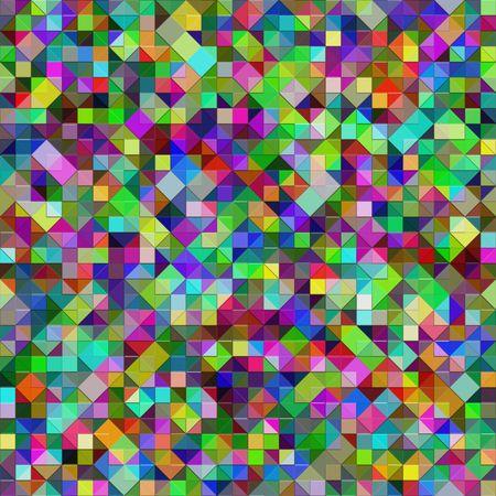 seamless texture of very bright little 3d blocks