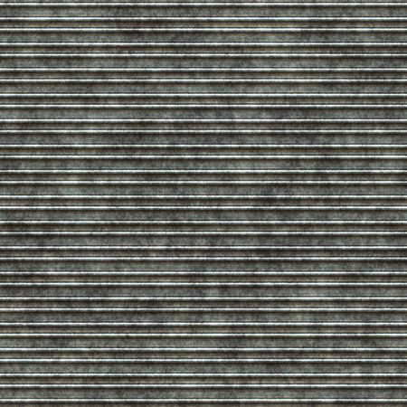 seamless 3d texture of grunge horizontal metal plate