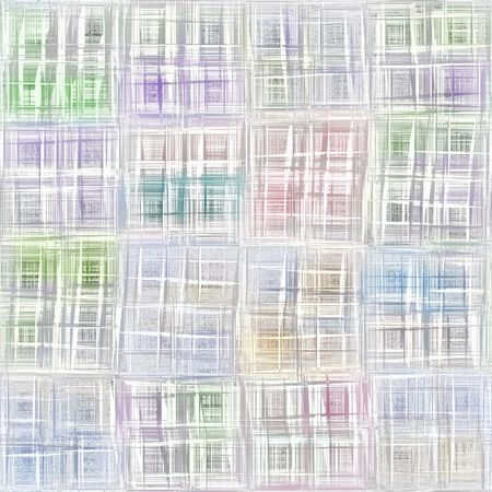 seamless abstract texture of pencil sketch lines in squares