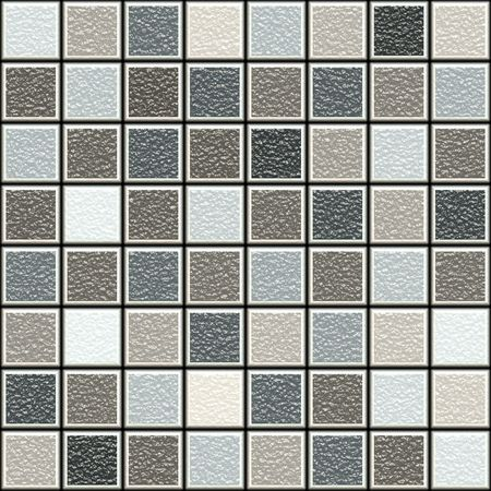 seamless texture of interior tiles in natural colors photo